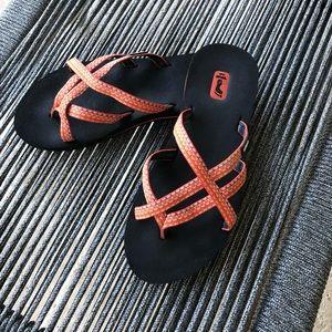 Teva sandals - size 8